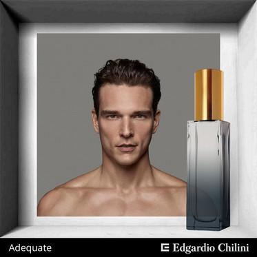 Niche fragrance Adequate, Edgardio Chilini