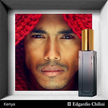 Нишевый аромат Kenya, Edgardio Chilini