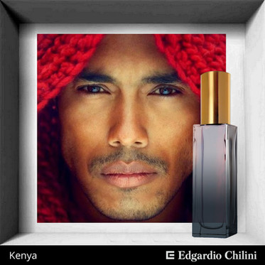 Niche fragrance Kenya, Edgardio Chilini
