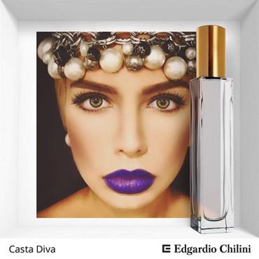Niche fragrance Casta Diva | Edgardio Chilini