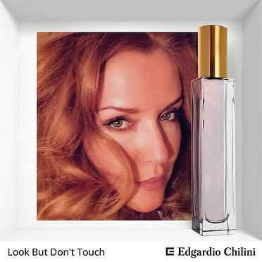 Niche fragrance Look But Dont Touch | Edgardio Chilini