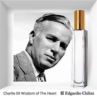 Niche fragrance Charlie 09 Wisdom Of The Heart