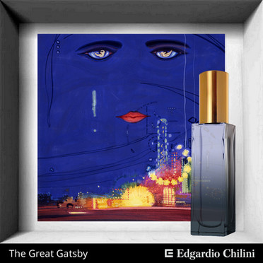Fragranza di nicchia The Great Gatsby, Edgardio Chilini
