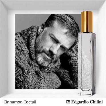Niche fragrance Cinnamon Coctail | Egardio Chilini