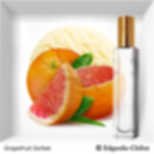Niche fragrance Grapefruit Sorbet | Edgardio Chilini