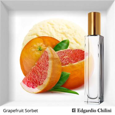 利基香水 Grapefruit Sorbet | Edgardio Chilini