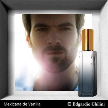 Niche fragrance Silver Olibanum, Edgardio Chilini