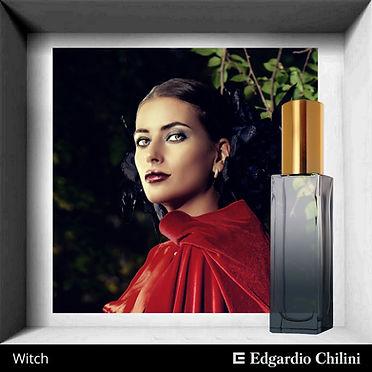 Niche fragrance Witch, Edgardio Chilini