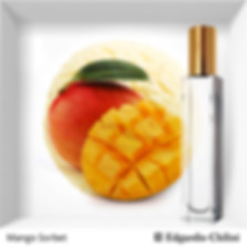 Niche fragrance Mango Sorbet | Edgardio Chilini