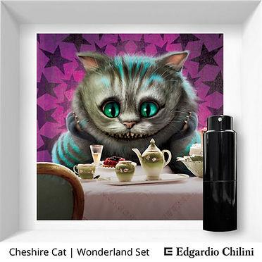 Niche fragrance Cheshire Cat Wonderland Set Edgardio Chilini