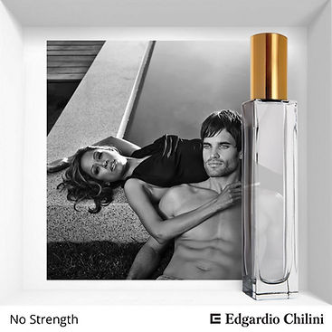 Niche fragrance No Strength | Edgardio Chilini
