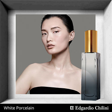 Нишевый аромат White Porcelain, Edgardio Chilini