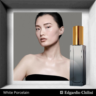 Niche fragrance White Porcelain, Edgardio Chilini