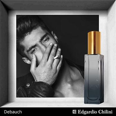 Niche fragrance Debauch, Edgardio Chilini