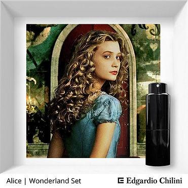 Niche fragrance Alice Edgardio Chilini