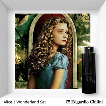 Niche fragrance Alice Edgardio Chilini