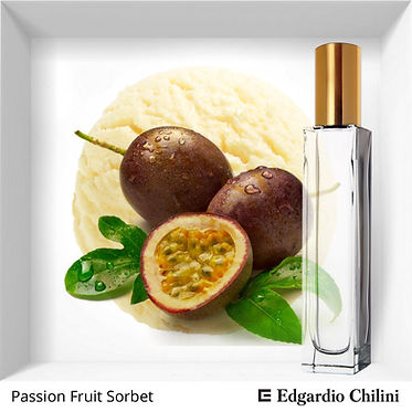 Niche fragrance Passion Fruit Sorbet | Edgardio Chilini