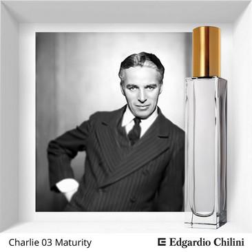 Niche fragrance Charlie 03 Maturity Edgardio Chilini