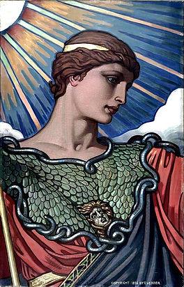 Pallas Athena | Edgardio Chilini