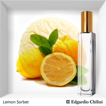 Niche fragrance Lemon Sorbet | Edgardio Chilini