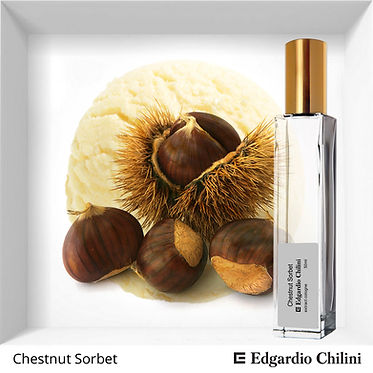 Niche fragrance Chestnut Sorbet | Edgadio Chilini