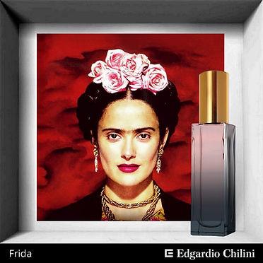 Нишевый аромат Frida, Edgardio Chilini
