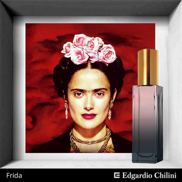 Niche香水 Frida, Edgardio Chilini