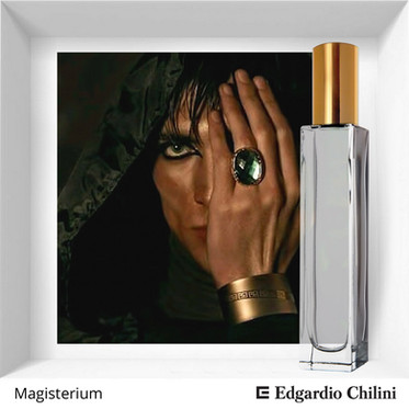 Niche fragrance Magisterium | Edgardio Chilini