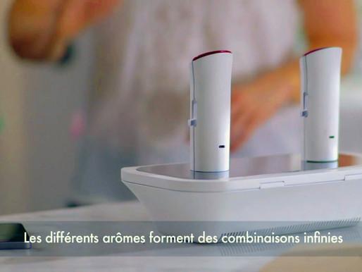 Устройство позволяет передавать запахи на расстоянии