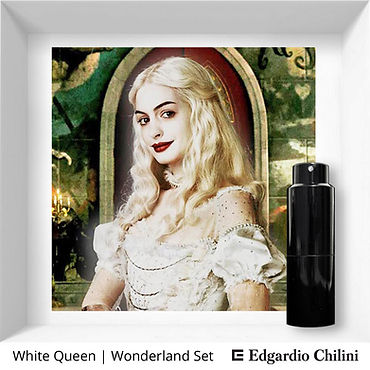 Niche fragrance White Queen Wonderland Set Edgardio Chilini