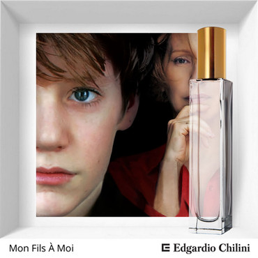 Niche fragrance Mon Fils A Moi | Edgardio Chilini