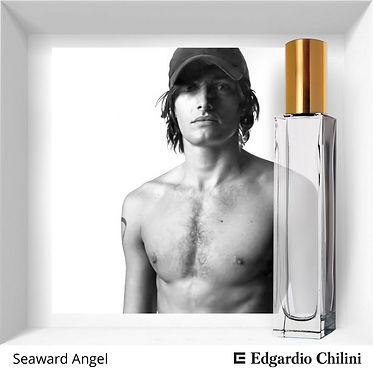 Niche fragrance Seaward Angel | Edgardio Chilini
