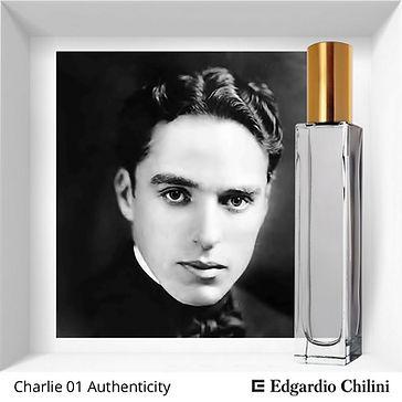 Нишевый аромат Charlie 01 Authenticity Edgardio Chilini