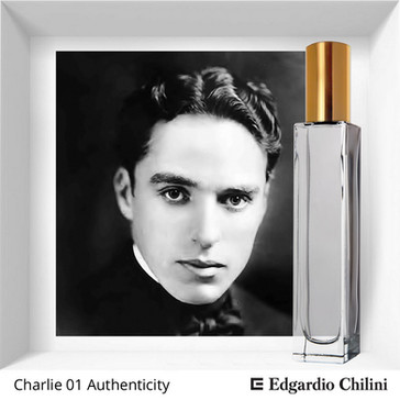Profumo di nicchia Charlie 01 Authenticity Edgardio Chilini