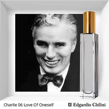 Нишевый аромат Charlie 06 Love Of Oneself Edgardio Chilini