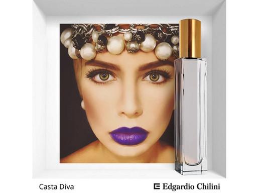 Цветочный, фруктовый аромат Casta Diva от Edgardio Chilini