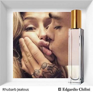 Niche fragrance Rhubarb Jealous Edgardio Chilini