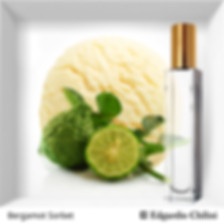 niche fragrance Bergamot Sorbet | Edgardio Chilini