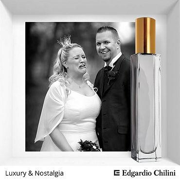 Niche fragrance Luxury & Nostalgia | Edgardio Chilini
