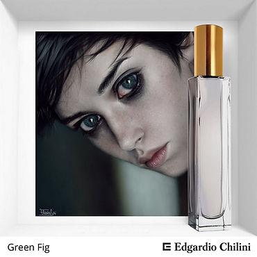 Niche fragrance Green Fig | Edgardio Chilini
