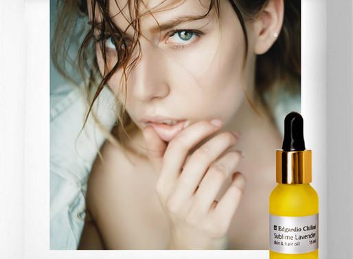 Масло для кожи и волос Sublime Lavender, Edgardio Chilini, Skin & hair oil