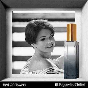 Niche fragrance Bed Of Flowers, Edgardio Chilini