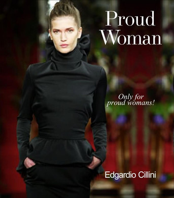 Proud Woman | Edgardio Chilini