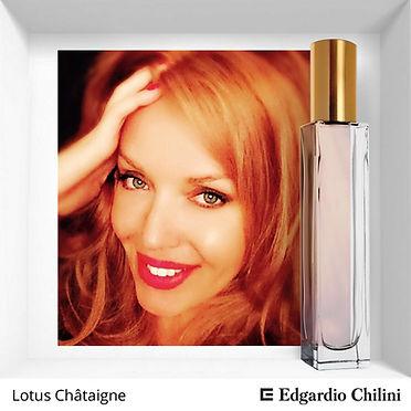 Нишевый аромат Lotus Châtaigne | Edgardio Chilini