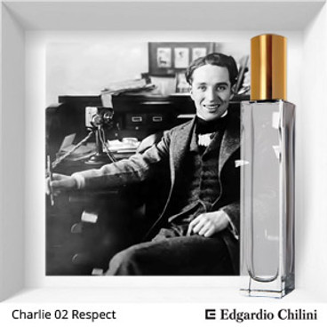 Profumo di nicchia 02 Charlie Respect Edgardio Chilini