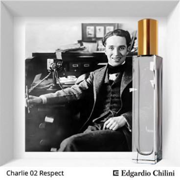 Нишевый аромат 02 Charlie Respect Edgardio Chilini