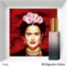 Niche fragrance Frida, Edgardio Chilini