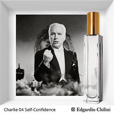 Нишевый аромат 04 Charlie 04 Self-Confidence Edgardio Chilini