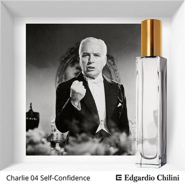 Profumo di nicchia 04 Charlie 04 Self-Confidence Edgardio Chilini