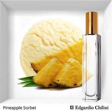 Niche fragrance Pineapple Sorbet | Edgardio Chilini